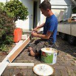 01 Voorbereiding houtreparatie