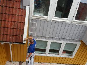 Finnpaints.nl | Nieuwe kleuren | Schilderen met Vinha en Unica Akva | Project Nieuwleusen | Tikkurila