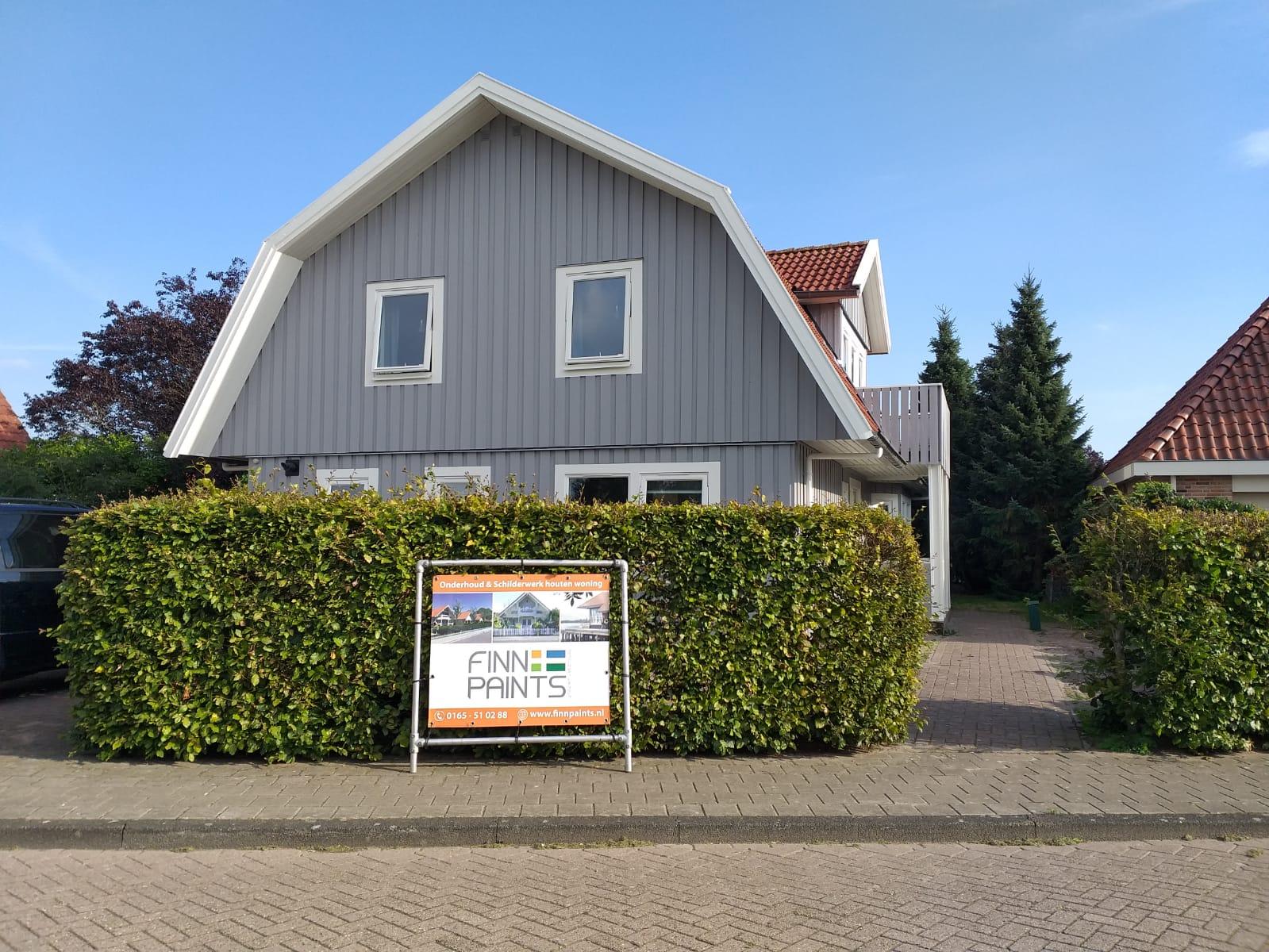 En klaar deze Zweedse woning in Nieuwleusen!