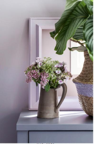 Finnpaints.nl | Kleuren Mengen | Lilac | Nieuws | Tikkurila