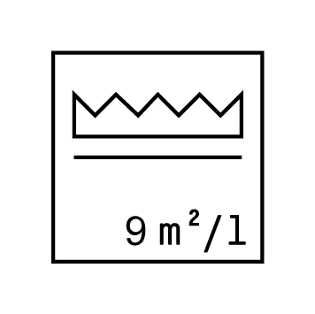 Finnpaints.nl | dekking ruw oppervlak 9 | Tikkurila