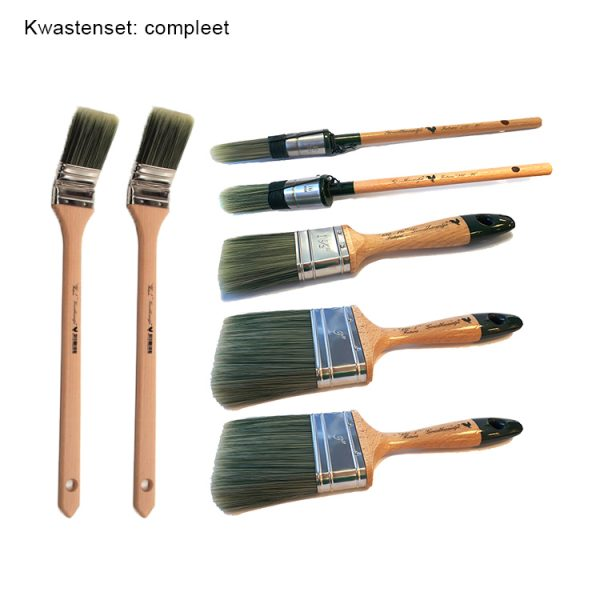 Finnpaints.nl | Non-Paint | kwastenset compleet | Tikkurila
