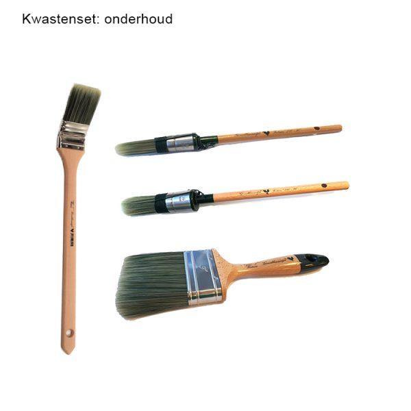 Finnpaints.nl | Non-Paint | kwastenset onderhoud | Tikkurila