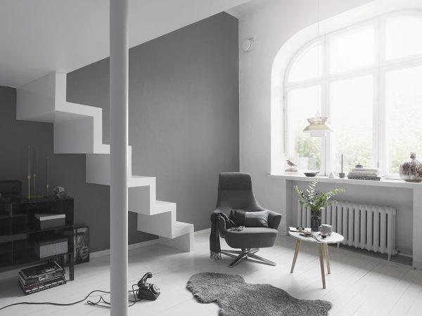 Finnpaints.nl | Binnenverf | Woonkamer schilderen met Luja | Tikkurila