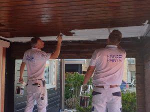 Finnpaints.nl | Project | Schilderen | Renovatie | Nieuw Lekkerland | Tikkurila