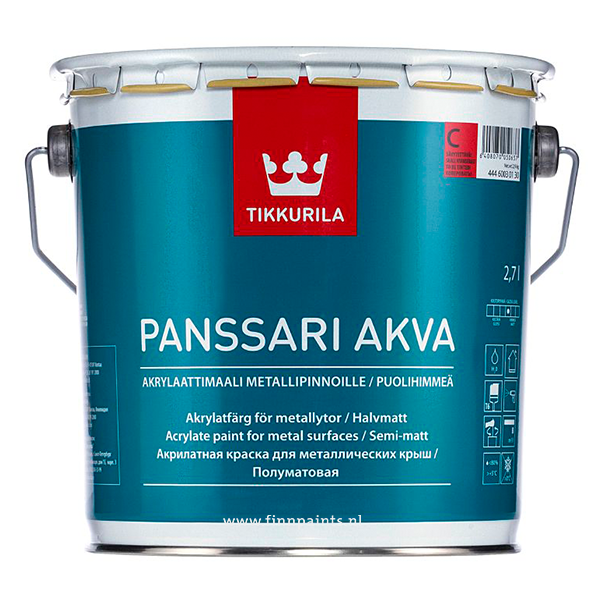 Finnpaints.nl | Buitenverf | Panssari Akva | Tikkurila