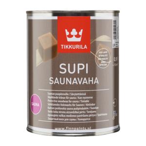 Finnpaints.nl | Verfshop | Sauna | Supi Sauna Wax basis | Tikkurila