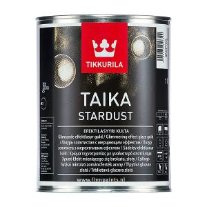 Finnpaints.nl | Verfshop | Effectverf | Taika Stardust Gold | Tikkurila