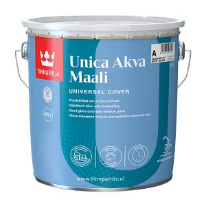 Finnpaints.nl | Verfshop | Buiten | Binnen | Unica Akva | Tikkurila