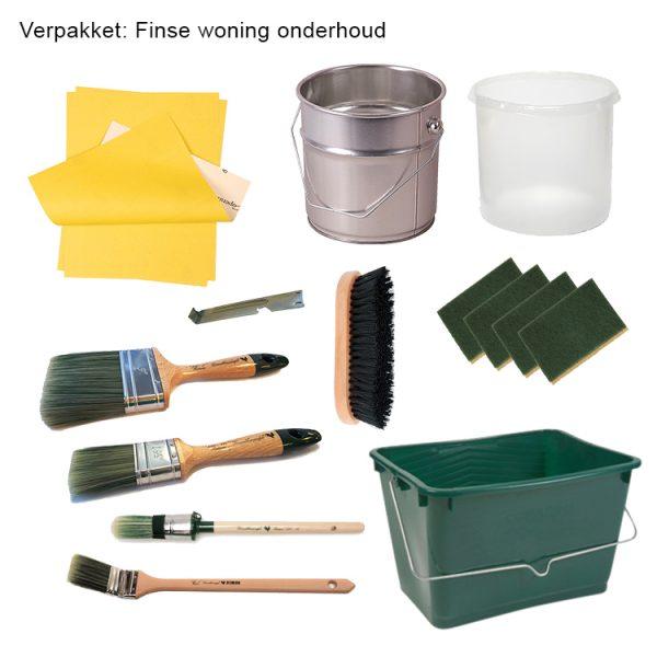 Finnpaints.nl   Verfshop   Non-Paint   verfpakket Finse woning onderhoud   Tikkurila