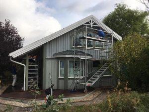 Finnpaints.nl | Project | Schilderen | Renovatie | Wernhout | Tikkurila