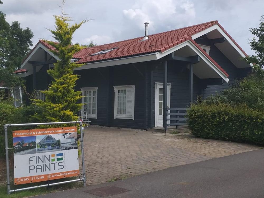 Finnpaints.nl | Project | Schilderen | Zeewolde | Tikkurila