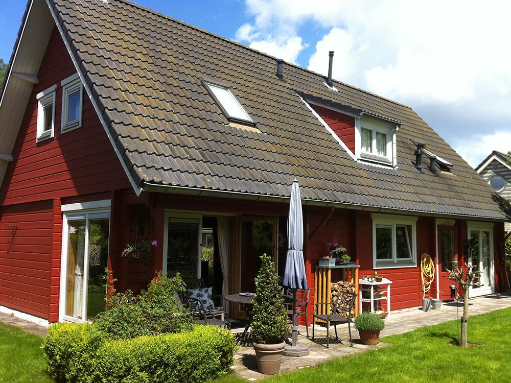 Finnpaints.nl   Project   Schilderwerk   Almere   Tikkurila
