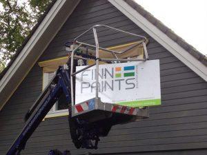 Finnpaints.nl | Project | Schilderwerk | Bennekom | Tikkurila