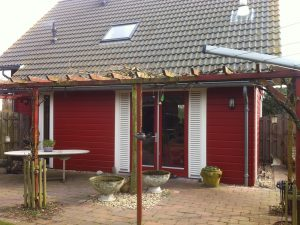 Finnpaints.nl   Project   Schilderwerk   Burgh Haamstede   Tikkurila