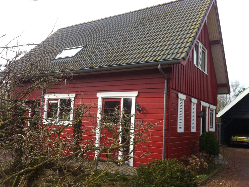 Finnpaints.nl | Project | Schilderwerk | Burgh Haamstede | Tikkurila