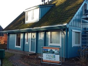 Finnpaints.nl | Project | Schilderen | Chaam | Tikkurila