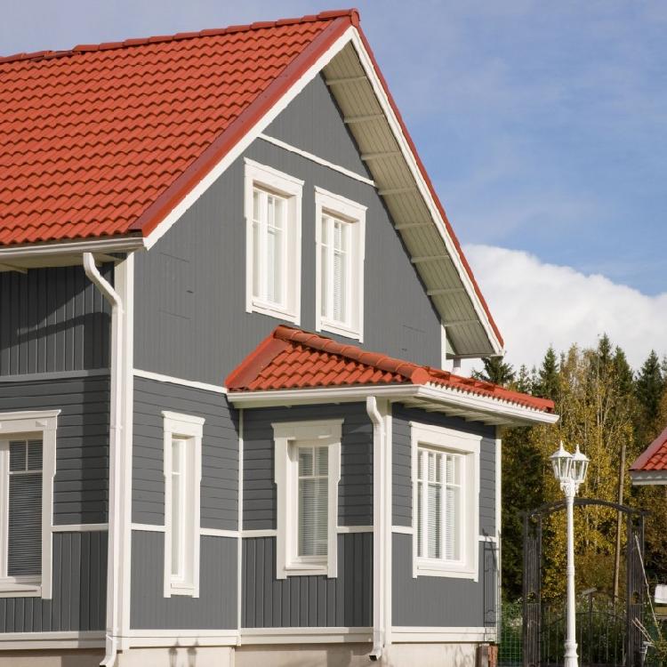 Finnpaints.nl | nieuws | populaire kleuren voor buiten | Tikkurila