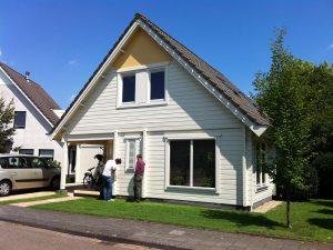 Finnpaints.nl | Project | Houtrenovatie | Schilderwerk | Drunen | Tikkurila