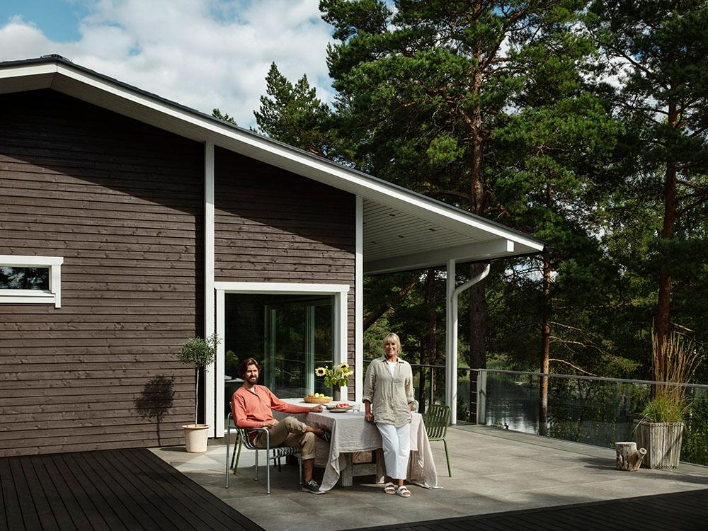 Finnpaints.nl | nieuws | Tikkurila houtproducten voor buiten – voor een blijvend effect | Tikkurila