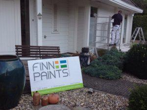 Finnpaints.nl   Project   Schilderwerk   Geldermalsen   Tikkurila