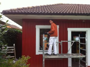 Finnpaints.nl | Project | Schilderwerk | Groningen | Tikkurila