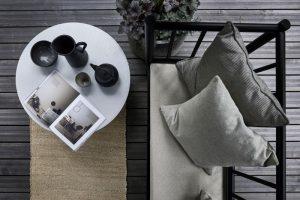 Finnpaints.nl | zwart in tuin en terras | Nieuws | Tikkurila