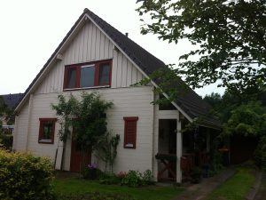 Finnpaints.nl | Project | Houtrenovatie | Laren | Tikkurila