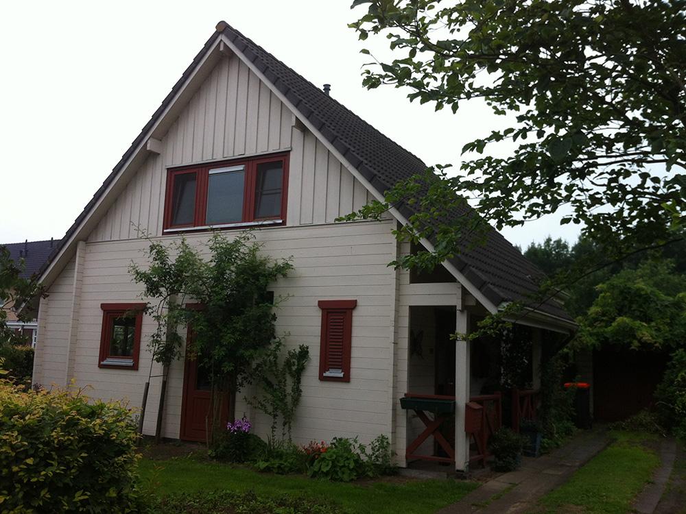 Finnpaints.nl | Project | Houtrenovatie | Laren | Tikkurila