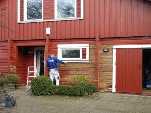 Finnpaints.nl   Project   Schilderwerk   Middelburg   Tikkurila