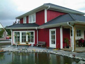 Finnpaints.nl | Nieuws | Ossenbloedrood houten huis | Tikkurila