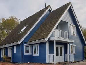 Finnpaints.nl | Project | Schilderen | Oud Gastel | Tikkurila
