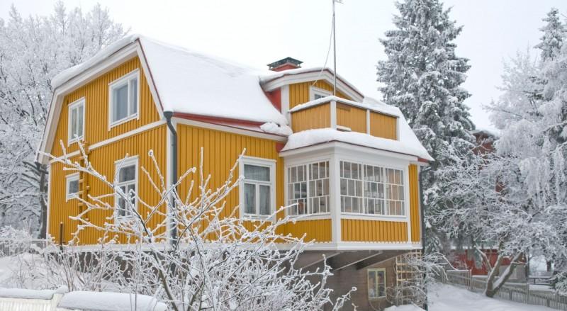 Finnpaints.nl   nieuws   Tips voor het kiezen van een kleur voor het huis   Tikkurila