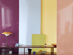 Finnpaints.nl | mix en match mat en glans in je interieur | Nieuws | Tikkurila