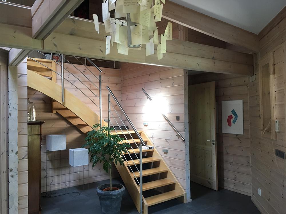 Finnpaints.nl | Binnenverf | Interieur schilderen met Paneeli Assa | White Wash | Burg Haamstede | Tikkurila