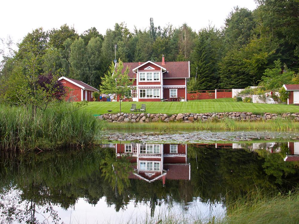 Finnpaints.nl   nieuws   wat is nu eigenlijk zweeds rood   Tikkurila