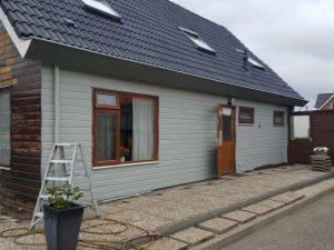 Finnpaints.nl   Project   Schilderwerk   Zwaanshoek   Tikkurila
